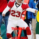 JAMELL FLEMING 2012 ARIZONA CARDINALS FOOTBALL CARD