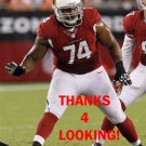 D'ANTHONY BATISTE 2012 ARIZONA CARDINALS FOOTBALL CARD