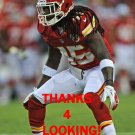DOMINIQUE ELLIS 2012 KANSAS CITY CHIEFS FOOTBALL CARD
