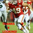 PATRICK DiMARCO 2012 KANSAS CITY CHIEFS FOOTBALL CARD
