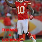TERRANCE COPPER 2012 KANSAS CITY CHIEFS FOOTBALL CARD