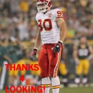 BRANDON BAIR 2012 KANSAS CITY CHIEFS FOOTBALL CARD