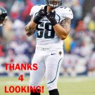 JASON BABIN 2012 JACKSONVILLE JAGUARS FOOTBALL CARD