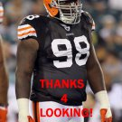 PHILLIP TAYLOR 2012 CLEVELAND BROWNS FOOTBALL CARD