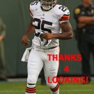CHRIS OGBONNAYA 2012 CLEVELAND BROWNS FOOTBALL CARD