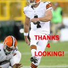 PHIL DAWSON 2012 CLEVELAND BROWNS FOOTBALL CARD