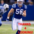 SCOTT LUTRUS 2012 INDIANAPOLIS COLTS FOOTBALL CARD