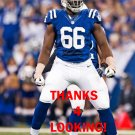 CLIFTON GEATHERS 2012 INDIANAPOLIS COLTS FOOTBALL CARD