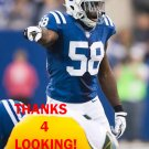 MOISE FOKOU 2012 INDIANAPOLIS COLTS FOOTBALL CARD