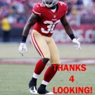 TRENTON ROBINSON 2012 SAN FRANCISCO 49ERS FOOTBALL CARD