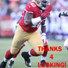 DEANTE' PURVIS 2012 SAN FRANCISCO 49ERS FOOTBALL CARD