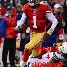 JOSH JOHNSON 2012 SAN FRANCISCO 49ERS FOOTBALL CARD