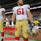 CHASE BEELER 2012 SAN FRANCISCO 49ERS FOOTBALL CARD