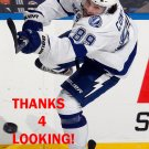 CORY CONACHER 2012-13 TAMPA BAY LIGHTNING HOCKEY CARD