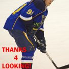 VLADIMIR TARASENKO 2012-13 ST. LOUIS BLUES HOCKEY CARD