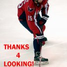 JOEY CRABB 2012-13 WASHINGTON CAPITALS HOCKEY CARD