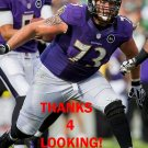 MARSHAL YANDA 2012 BALTIMORE RAVENS FOOTBALL CARD