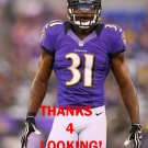 BERNARD POLLARD 2012 BALTIMORE RAVENS FOOTBALL CARD