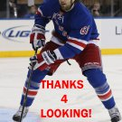 RICK NASH 2012-13 NEW YORK RANGERS HOCKEY CARD