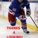 ARRON ASHAM 2012-13 NEW YORK RANGERS HOCKEY CARD
