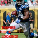 TRENT RICHARDSON 2013 INDIANAPOLIS COLTS FOOTBALL CARD