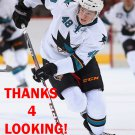 TOMAS HERTL 2013-14 SAN JOSE SHARKS HOCKEY CARD