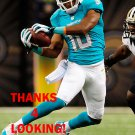 BRANDON GIBSON 2013 MIAMI DOLPHINS FOOTBALL CARD