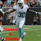 CHRIS CLEMONS 2013 MIAMI DOLPHINS FOOTBALL CARD