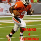 DUKE JOHNSON 2013 MIAMI HURRICANES FOOTBALL CARD