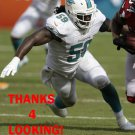 DANNELL ELLERBE 2013 MIAMI DOLPHINS FOOTBALL CARD