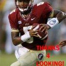 JAMEIS WINSTON 2013 FLORIDA STATE SEMINOLES FOOTBALL CARD