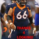 MANNY RAMIREZ 2013 DENVER BRONCOS FOOTBALL CARD