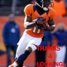 TRINDON HOLLIDAY 2013 DENVER BRONCOS FOOTBALL CARD