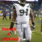 DAMON HARRISON 2013 NEW YORK JETS FOOTBALL CARD