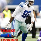 JARIUS WYNN 2013 DALLAS COWBOYS FOOTBALL CARD