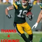 MYLES WHITE 2013 GREEN BAY PACKERS FOOTBALL CARD