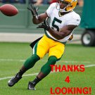 OMARIUS HINES 2013 GREEN BAY PACKERS FOOTBALL CARD