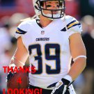 DANNY WOODHEAD 2013 SAN DIEGO CHARGERS FOOTBALL CARD