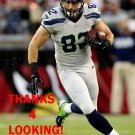 LUKE WILLSON 2013 SEATTLE SEAHAWKS FOOTBALL CARD
