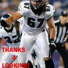 DENNIS KELLY 2013 PHILADELPHIA EAGLES FOOTBALL CARD