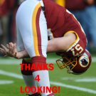 NICK SUNDBERG 2013 WASHINGTON REDSKINS FOOTBALL CARD