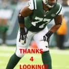 AUSTIN HOWARD 2013 NEW YORK JETS FOOTBALL CARD