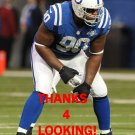 CORY REDDING 2013 INDIANAPOLIS COLTS FOOTBALL CARD