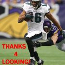 BRAD SMITH 2013 PHILADELPHIA EAGLES FOOTBALL CARD