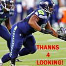 JORDAN HILL 2013 SEATTLE SEAHAWKS FOOTBALL CARD