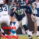CLINT GRESHAM 2013 SEATTLE SEAHAWKS FOOTBALL CARD