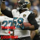RYAN DAVIS 2013 JACKSONVILLE JAGUARS FOOTBALL CARD