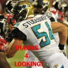 ANDY STUDEBAKER 2013 JACKSONVILLE JAGUARS FOOTBALL CARD