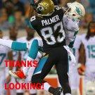 TOBAIS PALMER 2013 JACKSONVILLE JAGUARS FOOTBALL CARD