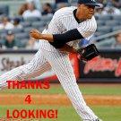 CESAR CABRAL 2014 NEW YORK YANKEES BASEBALL CARD